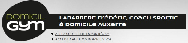Frédéric LABARRERE, coach sportif à domicile !