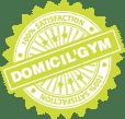La charte qualité de Domicil'gym et de ses coachs