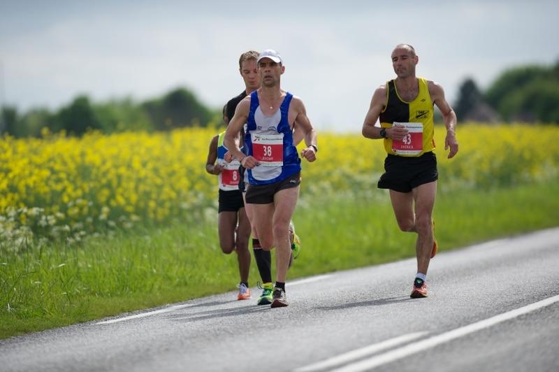 10 km et marathon de Sénart, 1er mai 2016 !