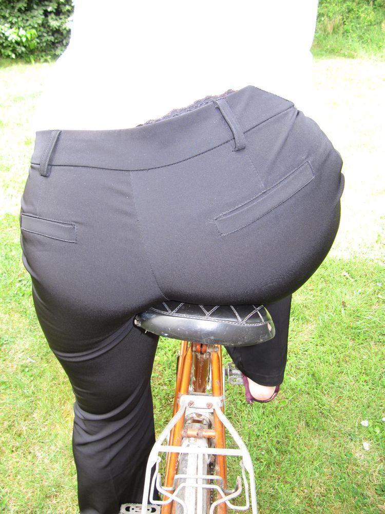 Pourquoi j'ai mal aux fesses à vélo ?