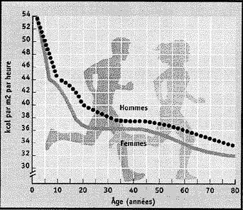 Pourquoi grossit-on quand on vieillit ?