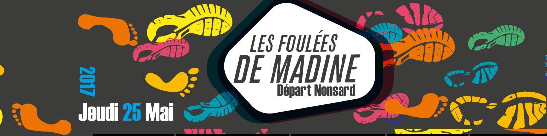 Participez aux foulées de Madine le 25 mai !