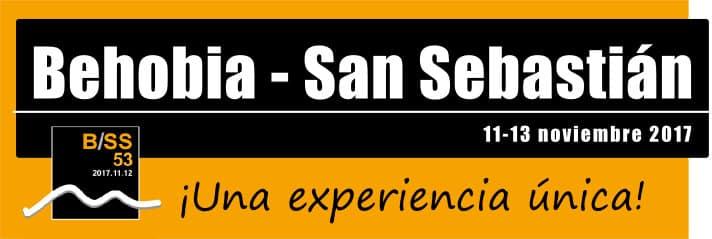 Participez à la 53ème édition de la Behovia-San Sebastian Race